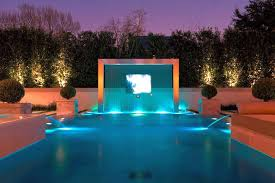 In ground pools with waterfalls Slide 20 Exquisite Waterfalls Designs For Pools Inground Gl Pool House Caratsys Pictures Of Pools With Waterfalls Zef Jam