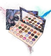 professional mermaid eyeshadow palette maquiagem witch eyeshadow natural super light makeup eye shadow pallete set cream eyeshadow makeup from