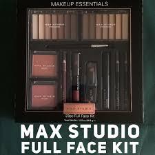 max studio full face kit