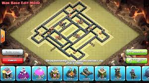 wall level 12 wall level best wall layout for an anti giant hog and dragon base