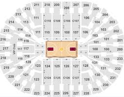 Rocket Mortgage Arena Seating Chart Quicken Loans Arena Tickets Classic Hairstyles