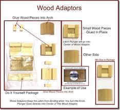 glass door knobs on doors. Retrofit Adapters To Fit Your Antique Door Knobs In Modern Pre-Drilled Doors Glass On