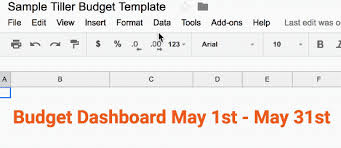 Email A Daily Budget Sheet Summary Using Google Scripts