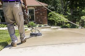 why do i need to pressure wash my concrete