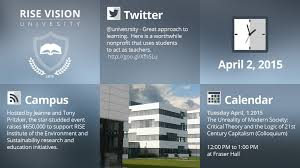 College Templates Digital Signage Templates Of The Week College Templates