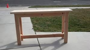 Diy Rustic Sofa Table Perfect Diy Simple Sofa Table Rustic E To Decorating Ideas