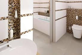 Badezimmer Erdtöne