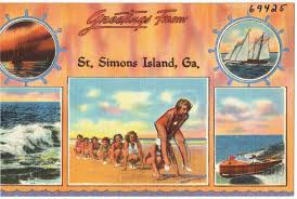 Ssi Ga Tide Chart St Simons Island Ga Scribd