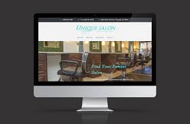 Flagstaff Website Design Unique Salon Website Design Mountain Mojo Group