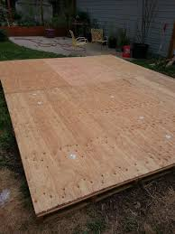 Floors Made From Pallets Creating A Dance Floor From Recycled Pallets Our Childrens Earth