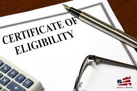 What Is A Certificate Of Eligibility And How To Get One Hfh