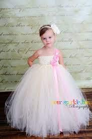 pink tutu dress flower girl dresses