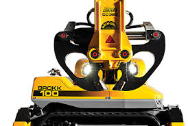Brokk Husqvarna Comparison Chart