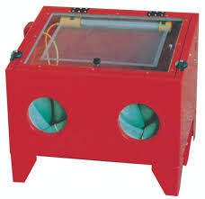 Sand Blaster Cabinet Sandblast Cabinets Tcsc3 Benchtop Sandblasting Cabinet