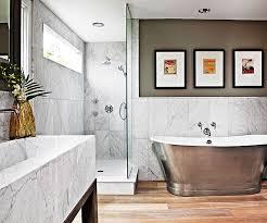 modern rustic interior design. Spacious Master Bath Modern Rustic Interior Design C