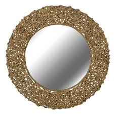 fancy mirror frame. Round Wayfair Mirror With Rope Frame For Home Furniture Ideas Fancy .