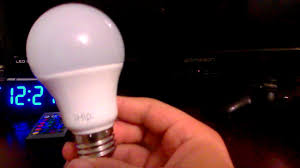 Ihip Color Changing Light Bulb Ihip Multi Colored Light Bulb Unboxing And Test Youtube
