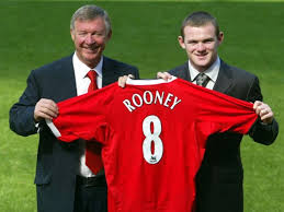 He is seen as one of the most exciting prospects of the modern game. On This Day Wayne Rooney Signs For Manchester United Sports Mole
