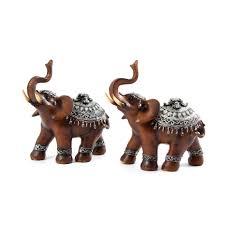 <b>Фигурка декоративная Русские</b> подарки Слон 16x7x15 см ...