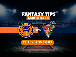 Suns strike first as paul powers phoenix to game 1 victory. Nba Finals Game 1 Phoenix Suns Vs Milwaukee Bucks Fantasy Tips Match Details Probable Starting 5 More