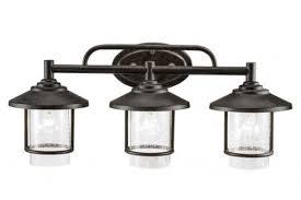 black vanity lighting. delighful black patriot lighting elegant home miner 24 12quot bronze 3 light vanity black  throughout