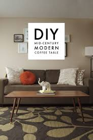 33 beautifully idea diy mid century modern coffee table diy jamie bartlett design for a while now i ve been swooning over all the beautiful furniture that s