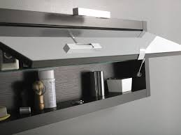 modern bathroom storage cabinets. Rectangle Modern Bathroom Wall Cabinet Under Led Sconce: Full Size Storage Cabinets S