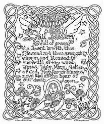 Catholic School Coloring Pages Free Coloringdownload