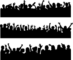 group of people clipart black and white. Wonderful Black Animated Clipart People High Quality Cliparts Inside Group Of Black And White S