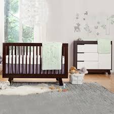 babyletto  piece nursery set  hudson in convertible crib and
