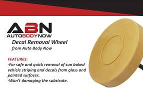 Abn <b>Rubber Eraser Wheel</b> 4in Pad & Adapter 1-Pack - Pinstripe ...