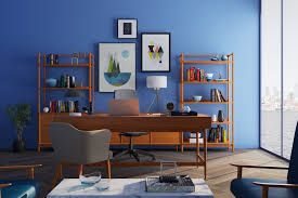 office area in living room. Choosing The Right Office Space Area In Living Room