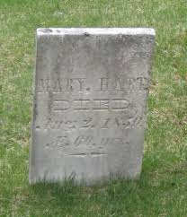 """Mary """"Polly"""" Hart (1790-1850) - Find A Grave Memorial"""