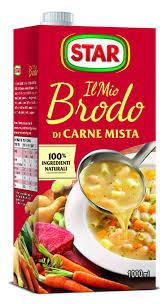 Star il mio brodo di carne mista 1000 ml - Estratti - Sale, spezie, aromi  ed estratti - Dispensa - Alimentari