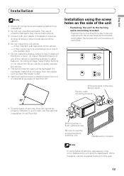 avh p3100dvd installation pioneer avh p3100dvd dvd player installation manual
