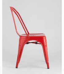 <b>Стул TOLIX</b> красный глянцевый – купить по цене 3490 руб. с ...