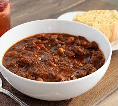 A beautiful base of fresh and dried the word red comes from the fresh and dried chiles used in the recipe. Authentic Texas Red Oil Free Vegan Legit Chili Fat Guy On A Bike
