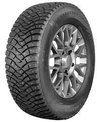 Автомобильная <b>шина Dunlop Grandtrek</b> Ice03 зимняя шипованная