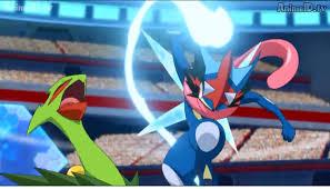 Pokemon XY&Z... - PKM: Ash and Serena = Amourshipping