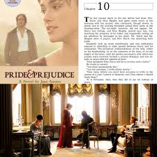 Pride and Prejudice Quotes from Novel to Film Chapter 10