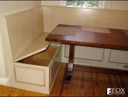 diy breakfast nook bench kitchen nook with storage breakfast home