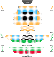 Cn Center Seating Chart Apollo Theatre Seating Plan Everybodys Talking About Jamie