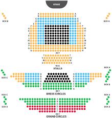 Apollo Theatre Seating Plan Everybodys Talking About Jamie