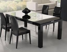 modern black dining room sets. full size of house:modern dining room sets black rooms dazzling 38 large thumbnail modern
