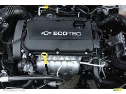 2013 Chevrolet Cruze LS 1.8 Liter DOHC 16-Valve VVT ECOTEC 4 ...