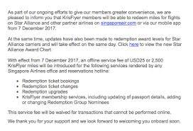 Singapore Airlines Devalues Partner Award Chart Monkey Miles