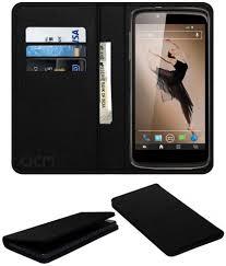 Xolo Q900t Flip Cover by ACM - Black ...