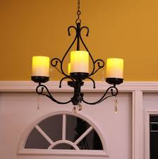 cur lighting non electric chandelier for unique interior lights design with hanging candle chandeliers