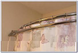 72 straight double shower curtain rod best images on rack towel curved adjule double shower curtain rod in satin nickel