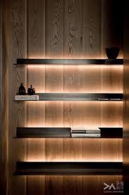 Bookshelf Lighting Best 25 Shelf Lights Ideas On Pinterest Bookcase Lighting Diy